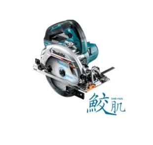 マキタ 18V(6.0Ah)165mm 充電式マルノコHS631DGXS【フルセット(鮫肌チップソー付)】 青【M01】