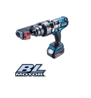 マキタ 18V(6.0Ah) 充電式鉄筋カッタ(携帯油圧式)SC163DRG【フルセット】 青【M03】