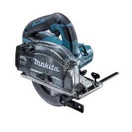 マキタ 18V(6.0Ah)150mm 充電式チップソーカッタCS553DRG【フルセット】 青 ※チップソー付