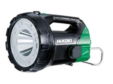 HiKOKI[日立工機] 14.4/18VLEDコードレスサーチライトUB18DA(NN)【バッテリー・充電器別売】【H01】