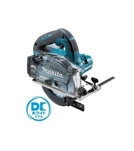 マキタ 18V(6.0Ah)150mm 充電式チップソーカッタCS553DRGXS【フルセット】 青 ※チップソー付【M03】