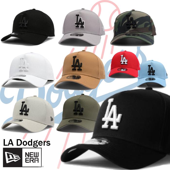 送料無料 ニューエラ NEW 情熱セール ERA キャップ LA 帽子 Los Angeles Dodgers ロサンゼルスドジャース Snapback A-Frame メンズ 正規逆輸入品 正規品 10種類 9FORTY ユニセックス 希少カラー 限定モデル ブラック