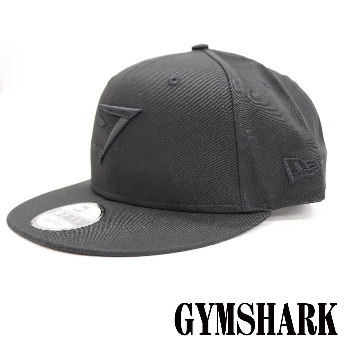送料無料 70%OFFアウトレット ジムシャーク Gymshark 激安 お買い得 キ゛フト ニューエラ NEW ERA キャップ 帽子 9FIFTY 正規品 メンズ BLACK ブラック SNAPBACK ユニセックス