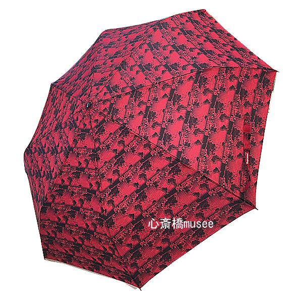 【キャッシュレス5%還元対象】新品 18SS Supreme Shedrain World Famous Umbrella RED 折りたたみ傘