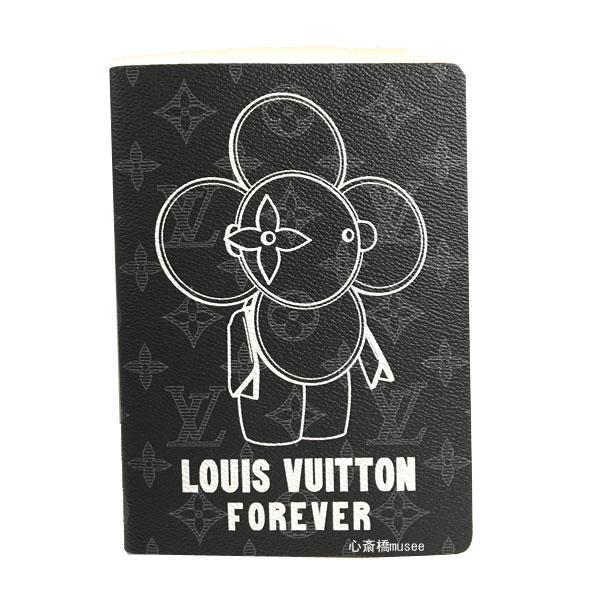 【キャッシュレス5%還元対象】≪新品≫ ルイヴィトン LOUIS VUITTON 2018年 メンズ 秋冬コレクション ノートブック ヴィヴィエンヌ GI0285 Notebook Clemence Vivienne