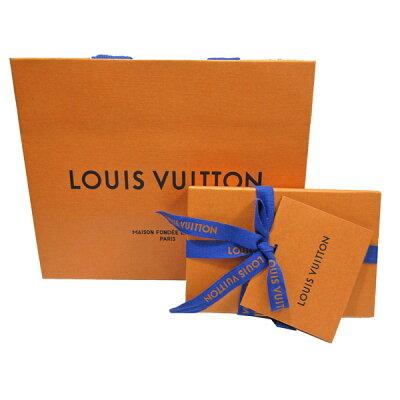 ≪新品≫ Vuitton ルイヴィトン ネックレス・エセンシャルV ゴールド ペルル M68358 パール付き ゴールド LV ビトン V ルイヴィトン 箱 リボン ラッピング