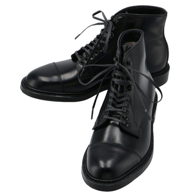 【楽ギフ_包装】 オールデン/ALDEN ブーツ ブーツ メンズ BOOT BLACK BOOT ウィズE CORDOVAN/バリーラスト ウィズE レースアップブーツ 2021年春夏新作 M8805H-0001, 四日市市:9ed644b6 --- bellsrenovation.com