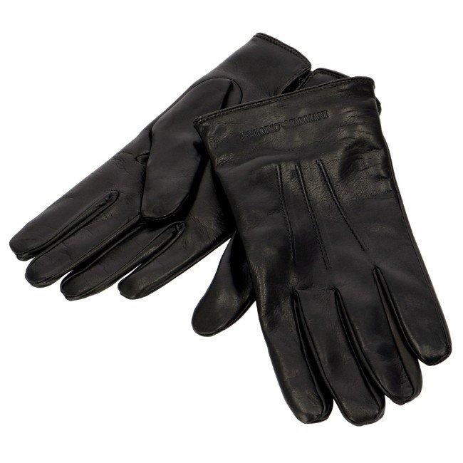 エンポリオ アルマーニ/EMPORIO ARMANI 手袋 メンズ グローブ MARRONE 624139-CC203-00152