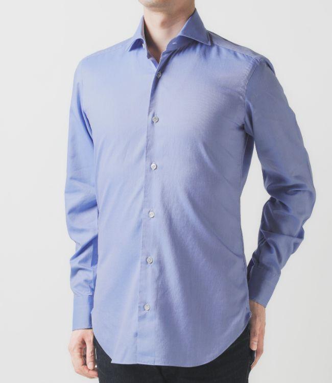 バルバ/BARBA シャツ メンズ CULTO ドレスシャツ 2020年春夏新作 K1U13H-6203