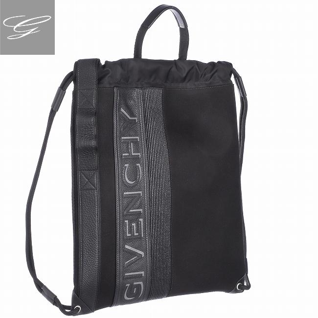 ジバンシー/GIVENCHY バッグ メンズ MC3 バックパック/リュック BLACK 2019年春夏新作 BK502SK-0FH-001