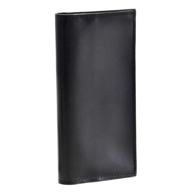 グレンロイヤル 二つ折り長財布 GLENROYAL 財布 メンズ ブライドルレザー ブラック 035604-0001-0002 2020年秋冬