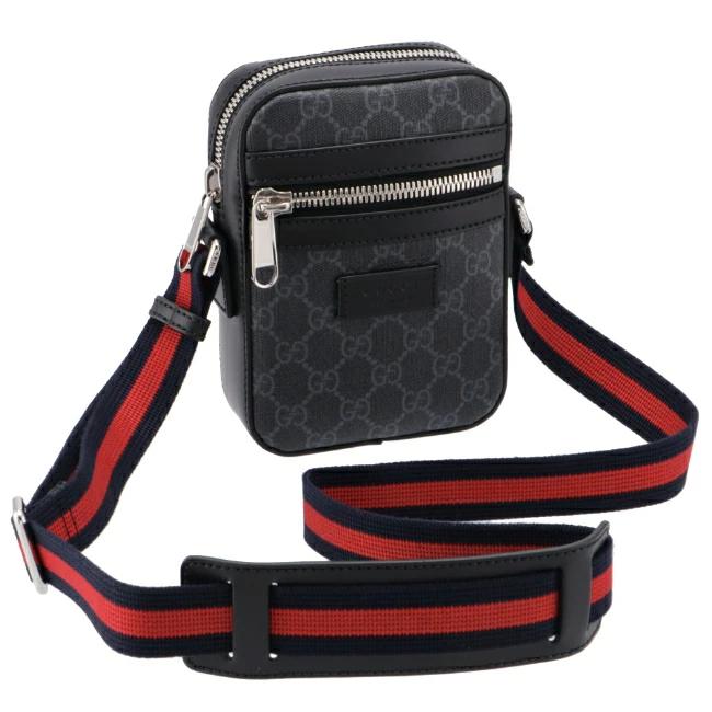 グッチ/GUCCI バッグ メンズ Shoulder Bag ショルダーバッグ NERO/NERO/BRB 2020年秋冬新作 598103-K5RLN-1095