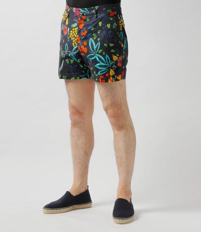 【2019AW SALE】ピーティーゼロウーノ/PT01 パンツ メンズ BERMUDA ショートパンツ CBBSKS-AP42【2019AWS】