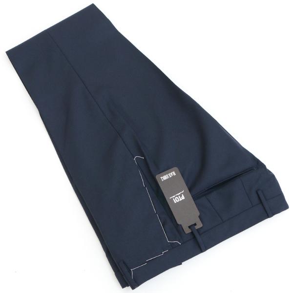 【アウトレットセール】ピーティーゼロウーノ/PT01 パンツ メンズ SKINNY ウールスラックス BLU COKFZE-VS05-0360