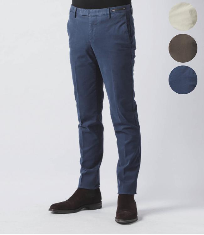 【2019AW SALE】ピーティーゼロウーノ/PT01 パンツ メンズ BUSSINES SKINNY FIT スキニーフィットパンツ COKTZE-TT02