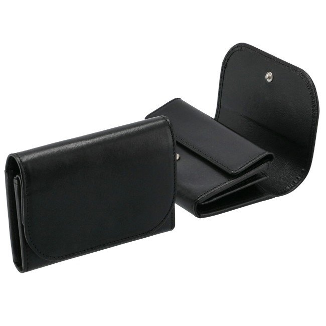 ホワイトハウスコックス メンズ コインケース BLACK ホワイトハウスコックス/WHITEHOUSE COX 小銭入れ メンズ サドルレザー コインケース BLACK S1884-SC-0001 2020年春夏