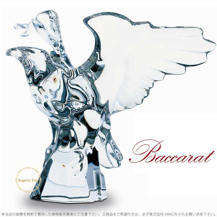 バカラ クリスタル アメリカン イーグル ワシ 鷲 鳥 2101470 Baccarat Baccarat American Eagle □