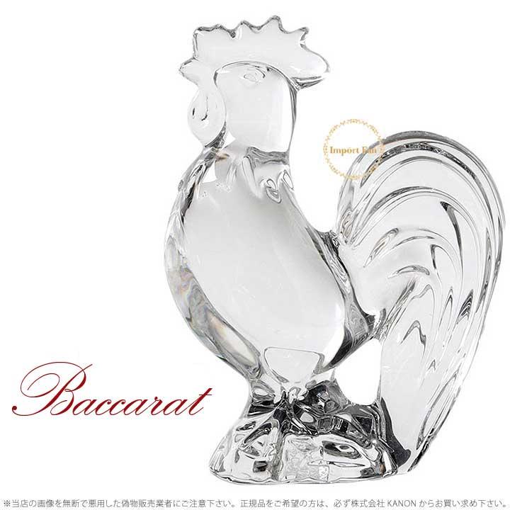 バカラ クリスタル 鳥 鶏 クリア 2810263 Baccarat 2017 Zodiac Rooster, Clear【ポイント最大42倍!お買物マラソン】