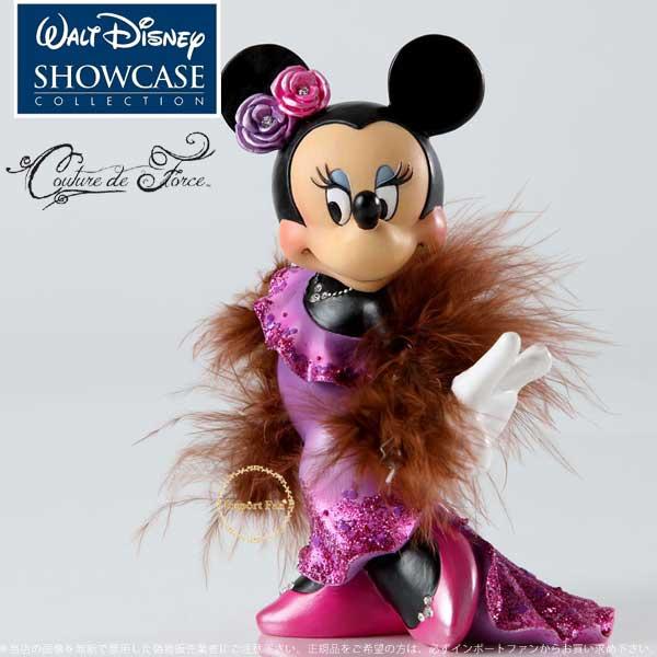 ディズニー ショーケース コレクション クチュール デ フォース ミニー マウス Disney Showcase Couture de Force MINNIE 【ポイント最大42倍!お買物マラソン】