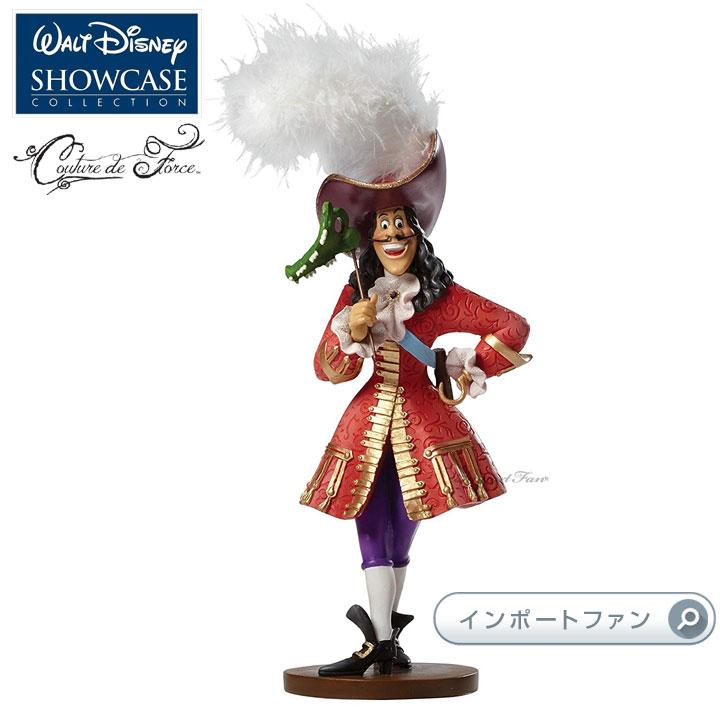 ディズニー ショーケース コレクション クチュール デ フォース キャプテンフック ピーターパン ディズニー 4046626 Disney Masquerade Peter Pan Captain Hook Disney Showcase Couture de Force □
