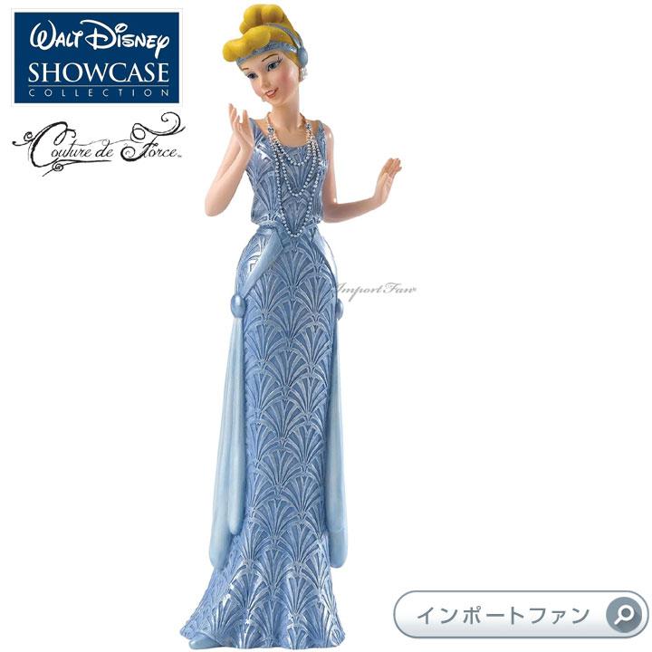 ディズニー ショーケース コレクション クチュール デ フォース シンデレラ ディズニープリンセス ディズニー 4053353 Cinderella Art Deco Couture de Force Figurine Disney Showcase Couture de Force □