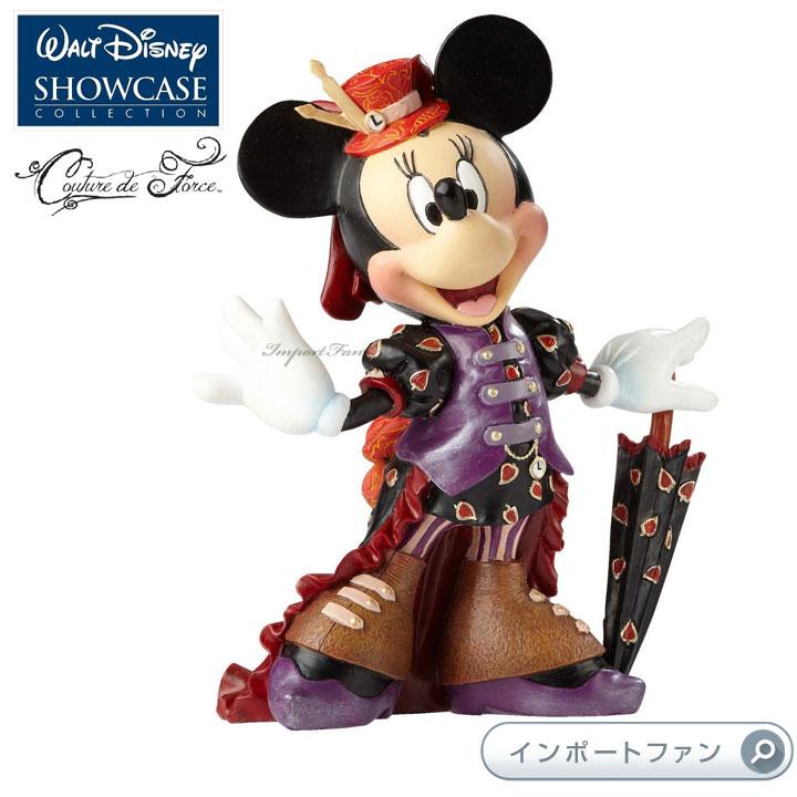 ディズニー ショーケース コレクション クチュール デ フォース ミニーマウス ミッキー ディズニー 4055795 Minnie Mouse Steampunk Couture de Force Figurine Disney Showcase Couture de Force 【ポイント最大44倍!お買い物マラソン セール】