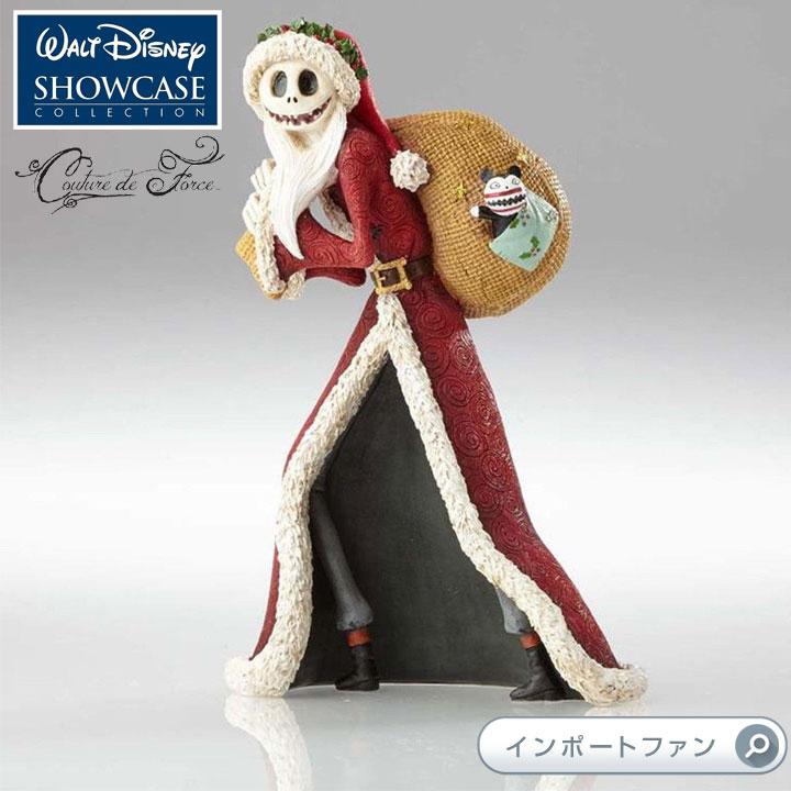 ディズニー ショーケース コレクション クチュール デ フォース ジャック ナイトメアー ビフォア クリスマス 4058295 Santa Jack Disney Showcase Disney Showcase Couture de Force □