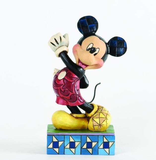 ジムショア ミッキーマウス 現代のミッキー ディズニー 4033287 Modern Day Mouse-Modern Day Mickey Mouse Figurine JimShore 【ポイント最大43倍!お買物マラソン】