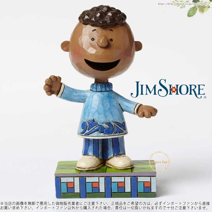 ジムショア フレンドリーなフランクリン - フランクリン人格ポーズの置物 スヌーピー 4049404 Friendly Franklin-Franklin Personality Pose Figurine JimShore【ポイント最大43倍!スーパー セール】