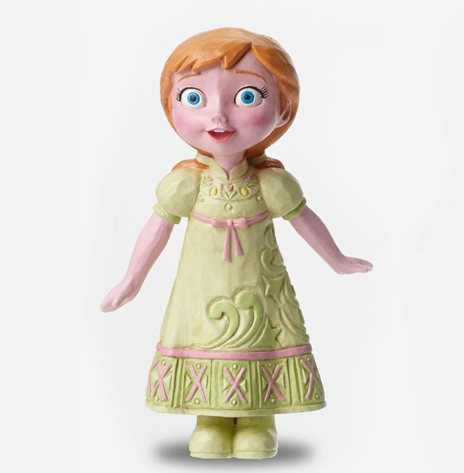a2f7af2aeeada ジムショア 若いアナ アナと雪の女王 キッズ 子供の頃 ディズニー 4050765 Anna-Young Anna From Frozen  Figurine JimShore  ポイント最大43倍!