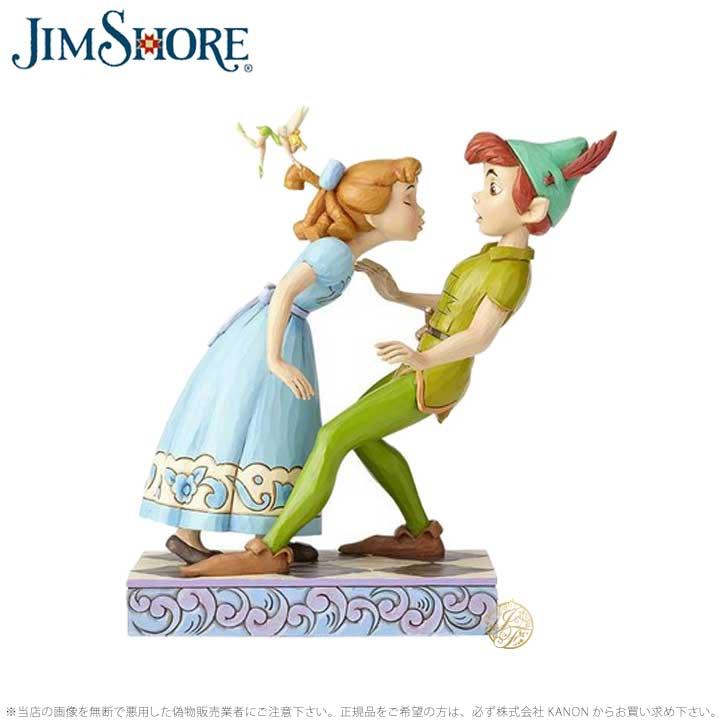 ジムショア ピーターパンとウェンディ ティンカーベル ディズニー 4059725 Peter Pan, Wendy & Tinker Bell JimShore【ポイント最大43倍!スーパー セール】