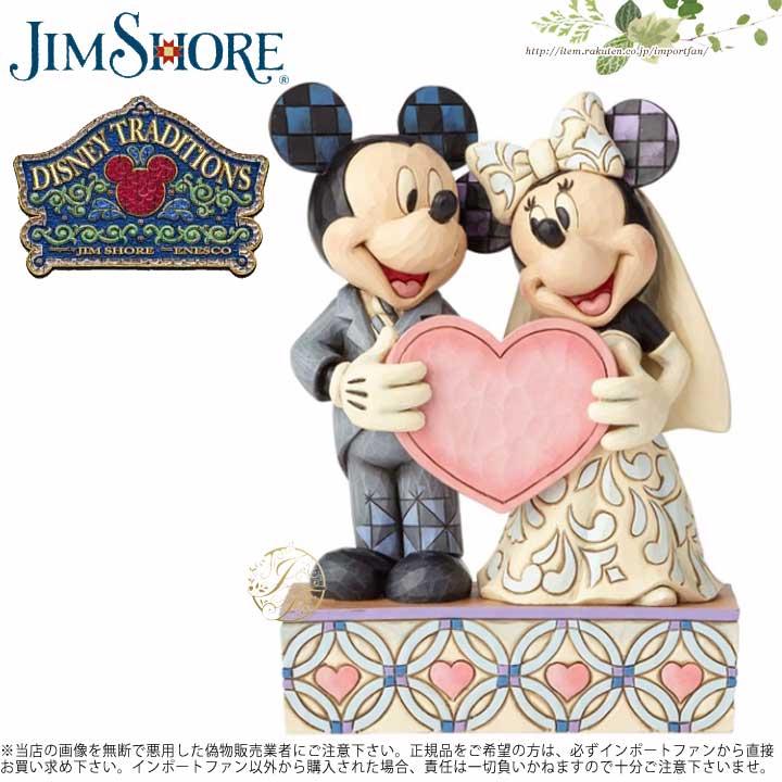 ジムショア ミッキー&ミニー結婚式 ディズニーの伝統