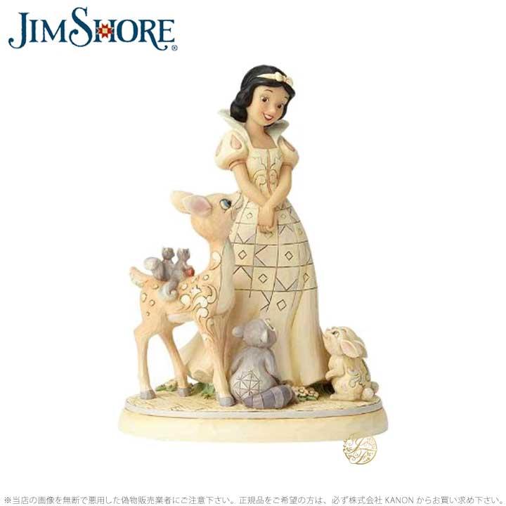 ジムショア 白雪姫と動物たちディズニー 6000943 White Woodland Snow White JimShore 【ポイント最大44倍!お買い物マラソン セール】