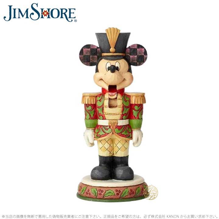 ジムショア ミッキーマウスのくるみ割り ディズニー 6000946 Mickey Mouse Nutcracker JimShore 【ポイント最大43倍!お買物マラソン】