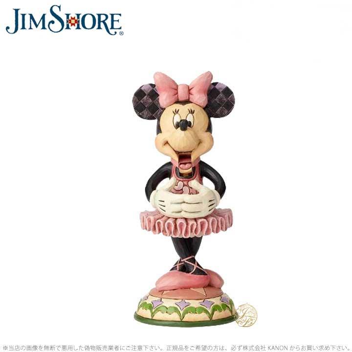 ジムショア ミニー くるみ割り バレリーナ バレエ ディズニー 6000947 Minnie Mouse Nutcracker JimShore【ポイント最大43倍!スーパー セール】