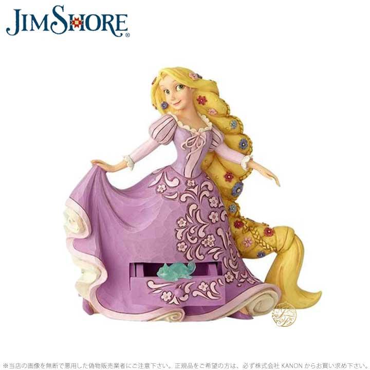 ジムショア ラブンツェル ディズニー 6000964 Rapunzel with Pascal Charm JimShore 【ポイント最大43倍!お買物マラソン】