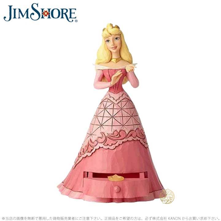 ジムショア オーロラ姫 眠れる森の美女 ディズニー 6000967 Aurora with Tiara Charm JimShore □