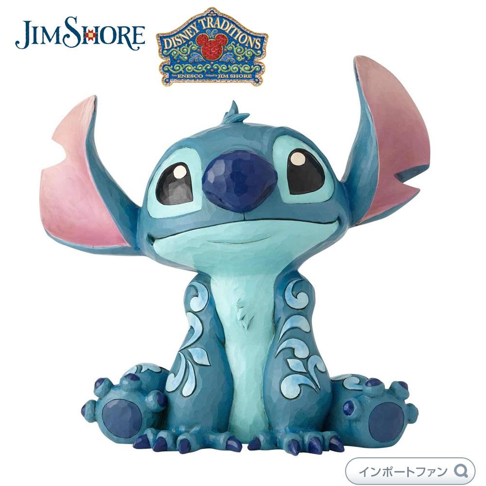 ジムショア スティッチ ディズニー 6000971 Stitch Statue JimShore 【ポイント最大43倍!お買物マラソン】