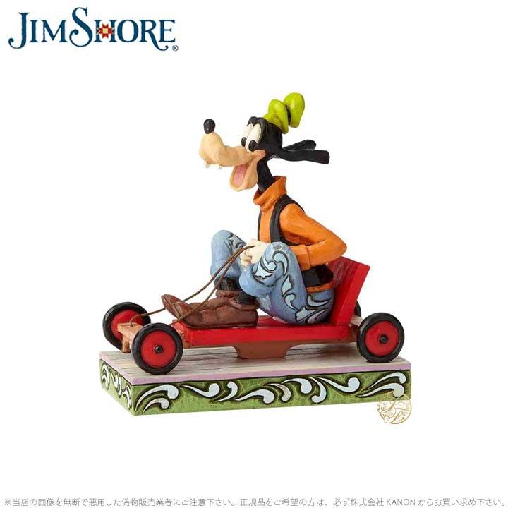 ジムショア ソープボックスダービー グーフィー ディズニー 6000976 Soap Box Derby Goofy JimShore 【ポイント最大44倍!お買い物マラソン セール】
