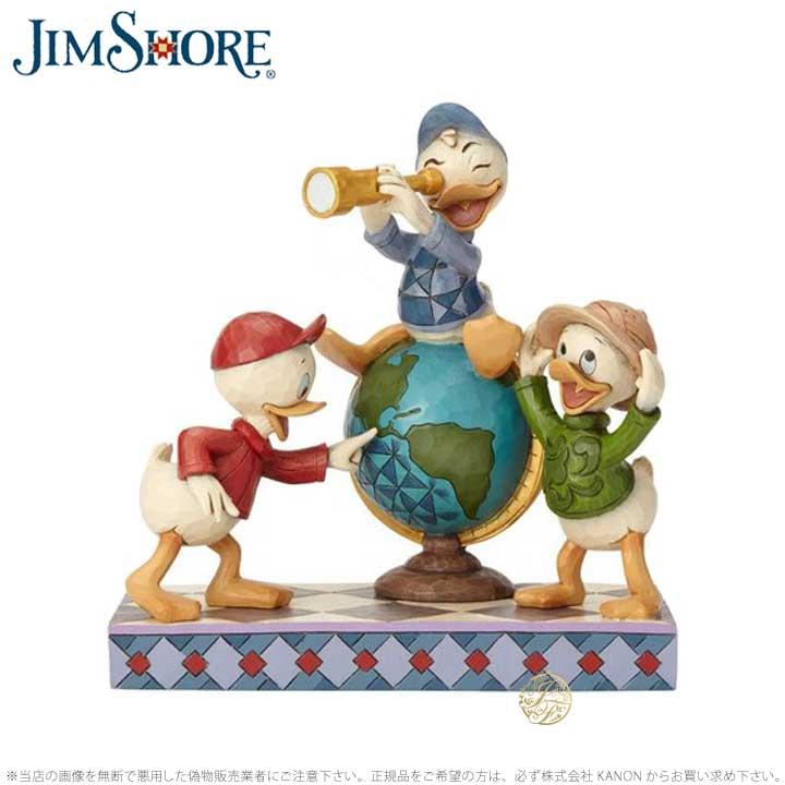 ジムショア ヒューイ デューイ ルーイ ダック ドナルドダック アヒル わんぱくダック夢冒険 ダックテイル ディズニー 6001286 Huey Dewey & Louie Duck Tales JimShore 【ポイント最大43倍!お買い物マラソン セール】