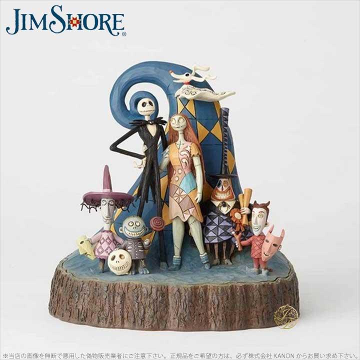 ジムショア ナイトメアー 6001287 Nightmare Carved By Heart JimShore 【ポイント最大43倍!お買物マラソン】