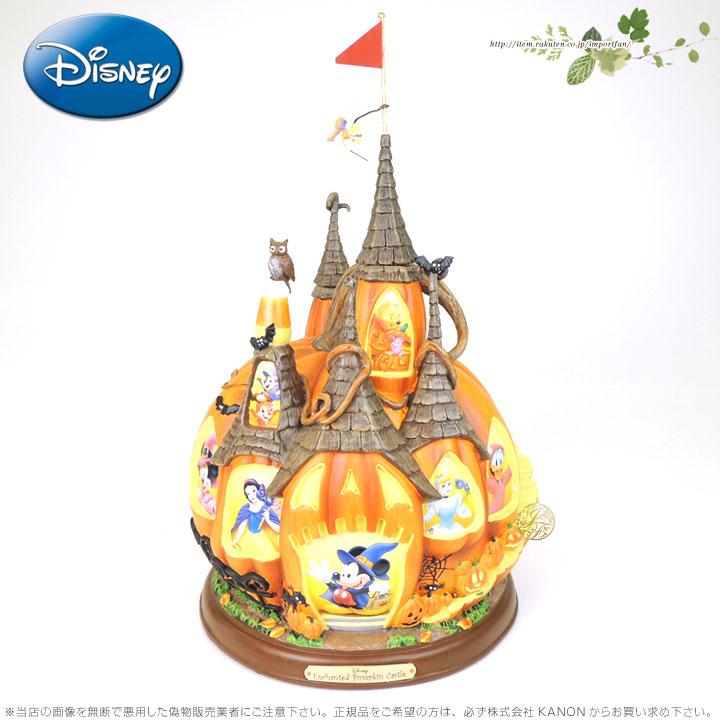 ディズニー エンチャント パンプキン城 イルミネーション Disney's Enchanted Pumpkin Castle