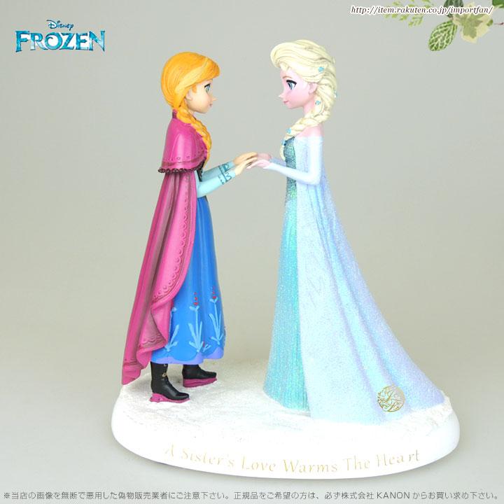 ハミルトン・コレクション ディズニー アナと雪の女王 フィギュア Disney FROZEN A Sister's Love Warms The Heart Figurine【特別予約生産販売品】 【ポイント最大43倍!お買物マラソン】