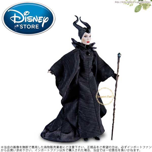 ディズニーストア海外正規品 マレフィセント 人形 クラシックドール 30.5cm フィギュア Disney 【ポイント最大43倍!お買物マラソン】