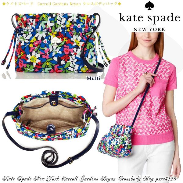 *ケイトスペード Kate Spade Carroll Gardens Bryan キャロルガーデン クロスボディッグ pxru4128 □