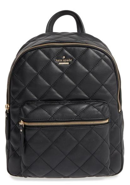 Kate Spade ケイトスペード エマーソン プレイス ジー二― クアイテッド レザー バックパック 鞄 emerson place ginnie quilted leather backpack 正規品【ポイント最大43倍!お買物マラソン】