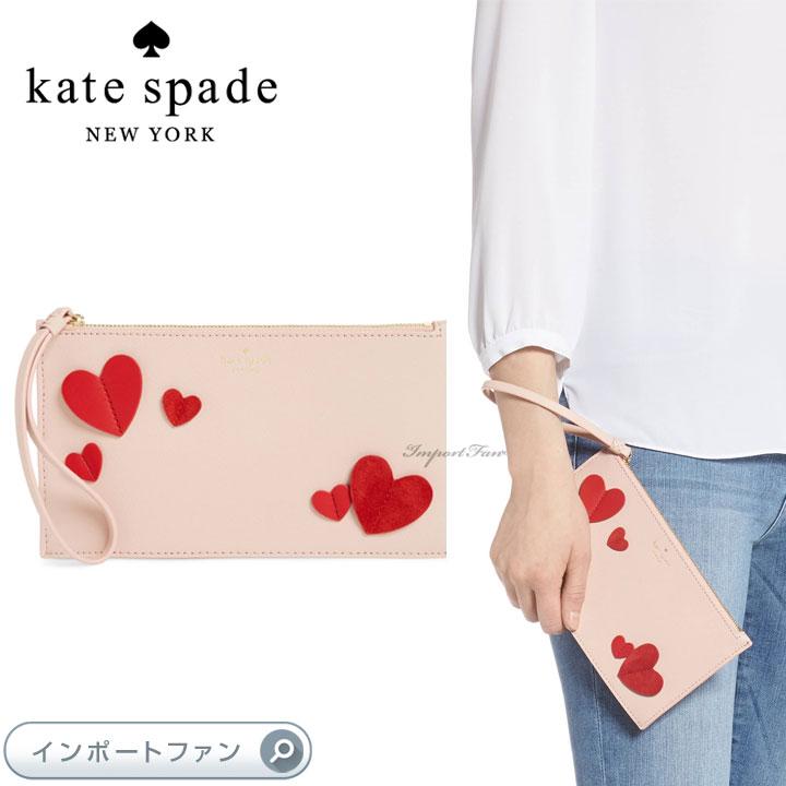 Kate Spade ケイトスペード ハート イット リストレット Heart It Wristlet 増税前ラスト!スーパーセール