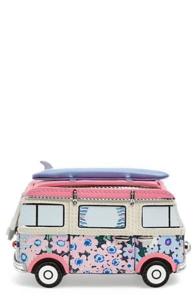 Kate Spade ケイトスペード カリフォルニア ドリーミング 3D バン コイン パース California Dreaming 3D Van Coin Purse 【ポイント最大43倍!お買い物マラソン セール】