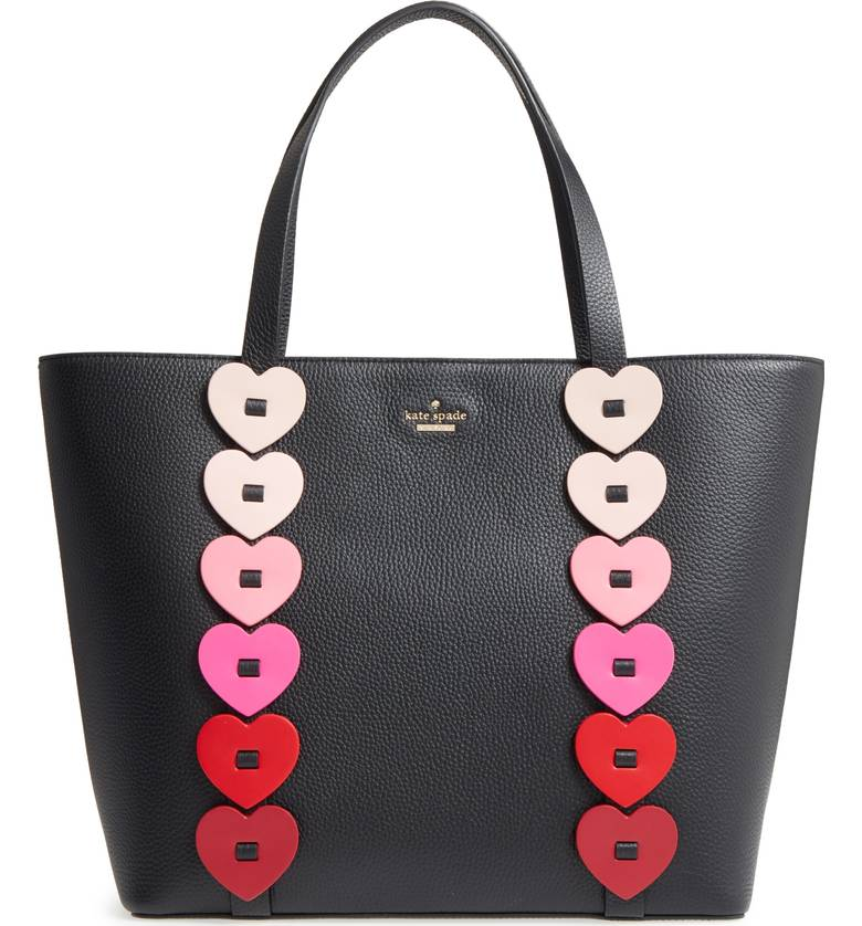 Kate Spade ケイトスペード ユアーズ トゥルーリー オンブル ハート トートバッグ Yours Truly Ombre Heart Tote 【ポイント最大42倍!お買物マラソン】