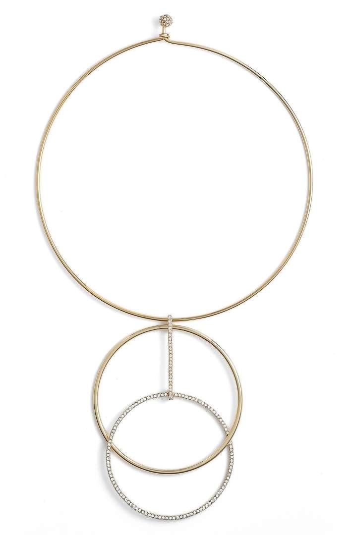 Kate Spade ケイトスペード リング イット アップ カラー ネックレス Ring It Up Collar Necklace 正規品【ポイント最大43倍!お買物マラソン】